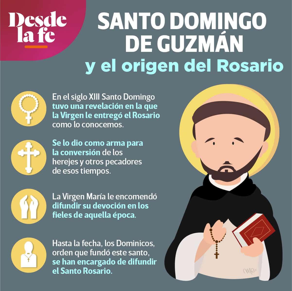 Santo Domingo de Guzmán.