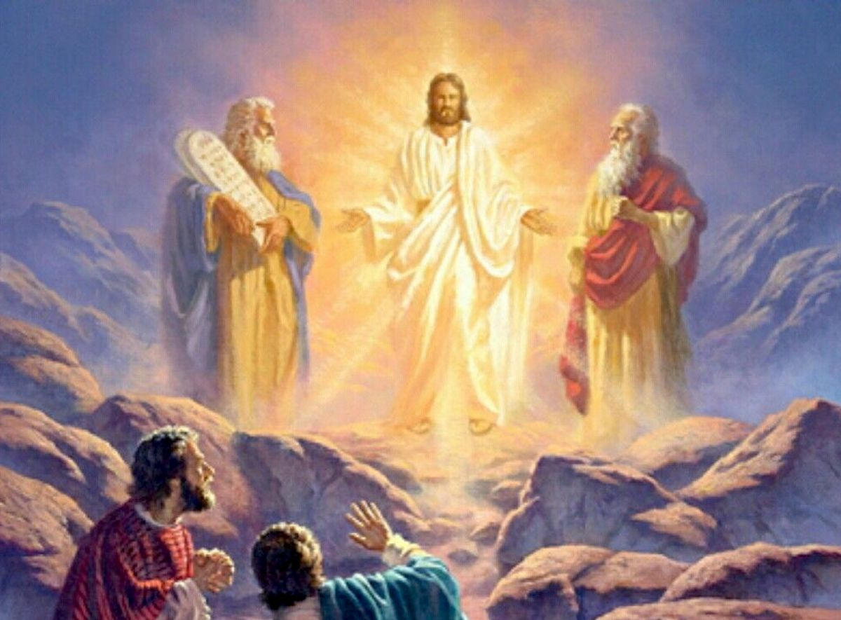 El 6 de agosto celebramos la fiesta de la Transfiguración del Señor.