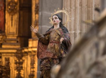 La Virgen de la Asunción, la dedicación de la Catedral de México