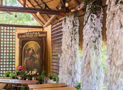 La Virgen Desatadora de Nudos que resuelve los problemas