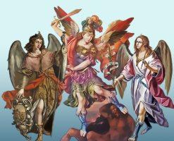 ¿Qué dice la Biblia sobre los arcángeles Miguel, Gabriel y Rafael?