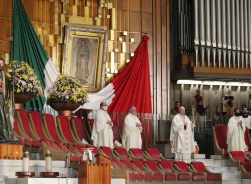 """Cardenal Aguiar: """"La pandemia es un signo de los tiempos"""""""