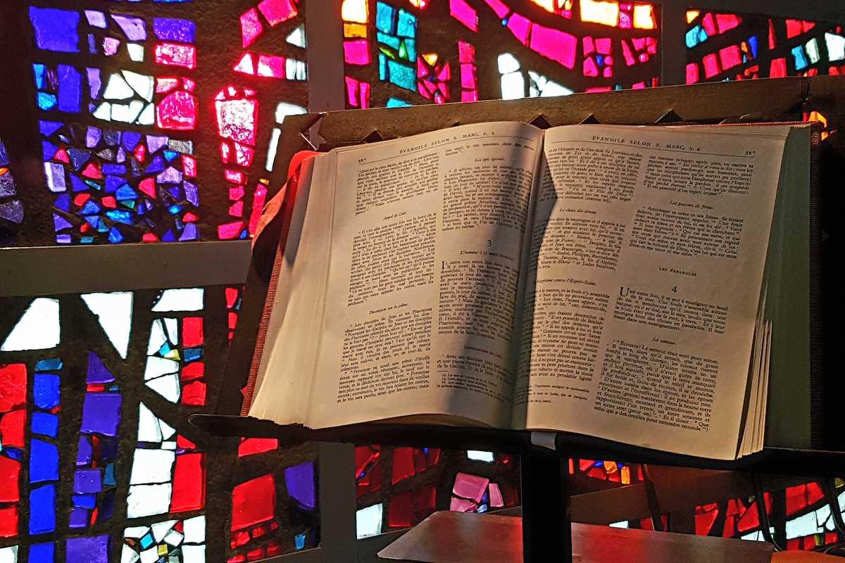La Biblia. Foto: Cathopic
