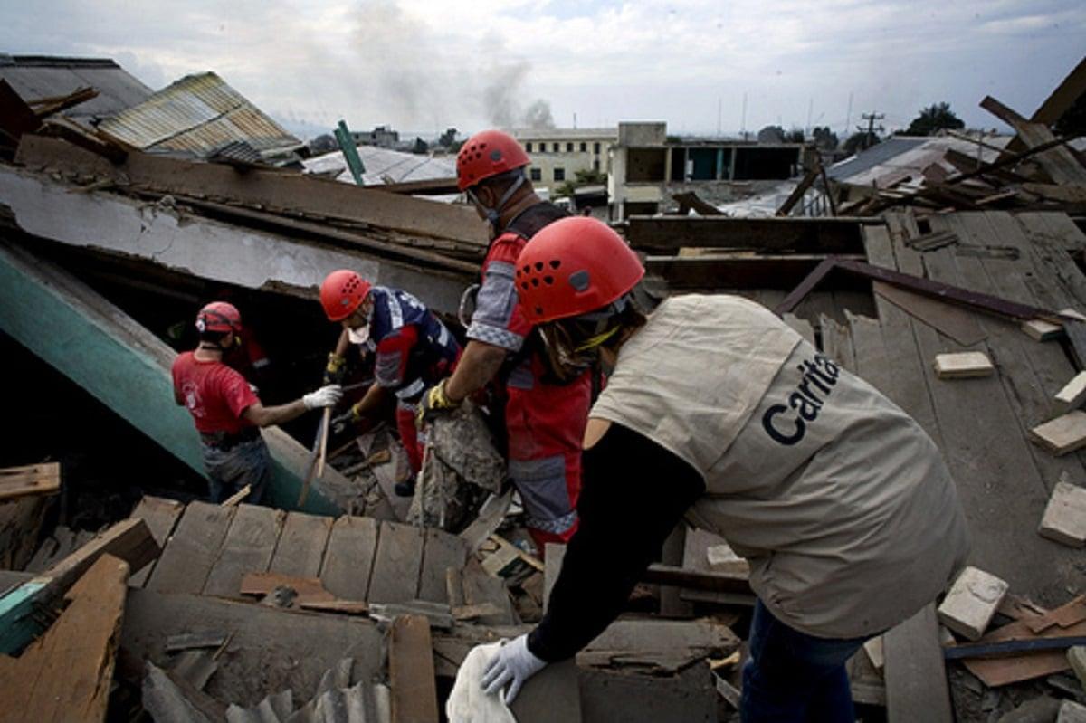 Cáritas imparte taller online para prestar ayuda en emergencias. Foto Cáritas