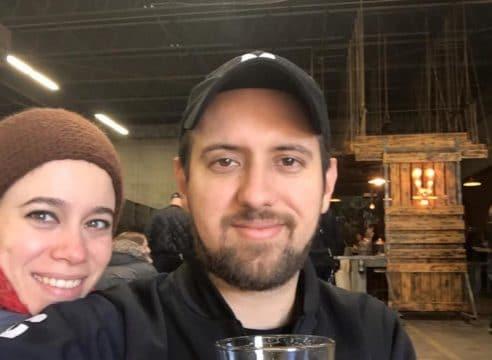 Alcanzó el éxito con cervezas artesanales, pero la plenitud evangelizando