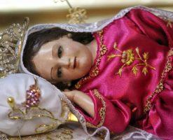 La Divina Infantita, devoción a la Virgen María Niña con 180 años de historia