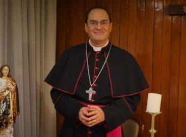 Monseñor Felipe Pozos Lorenzini, nuevo obispo de Ciudad Obregón
