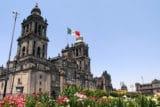 Llama Catedral de México a evitar pirotecnia durante las Fiestas Patrias