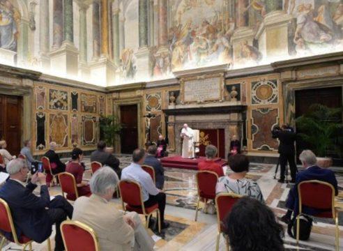3 características que todo periodista cristiano debe tener, según el Papa