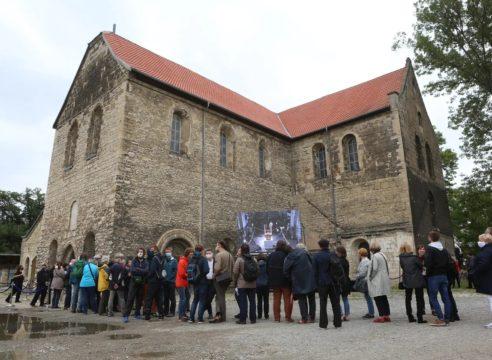 El órgano de esta iglesia sonará sin parar durante más de 600 años