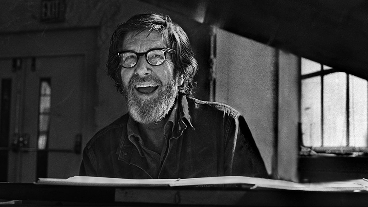Compositor John Cage