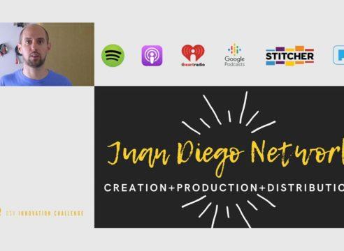 Juan Diego Network es uno de los ganadores del Innovation Challenge