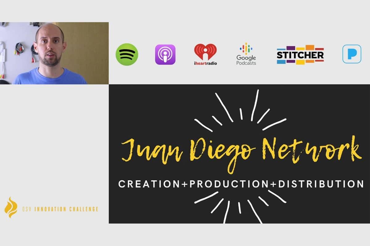 Juan Diego Network obtuvo uno de los tres premios.