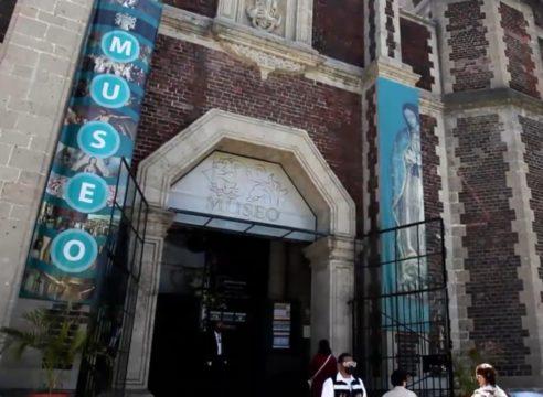 El Museo de la Basílica de Guadalupe abrió nuevamente sus puertas