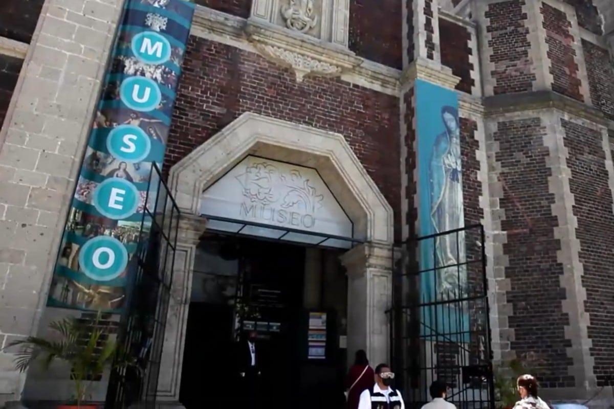 Museo de la Basílica de Guadalupe. Foto: Facebook Basílica de Guadalupe.