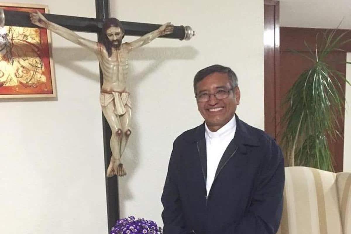 Monseñor Fidencio López Plaza, nuevo Obispo de Querétaro.
