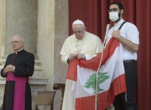 El Papa encabezará una jornada de oración por la paz en Líbano