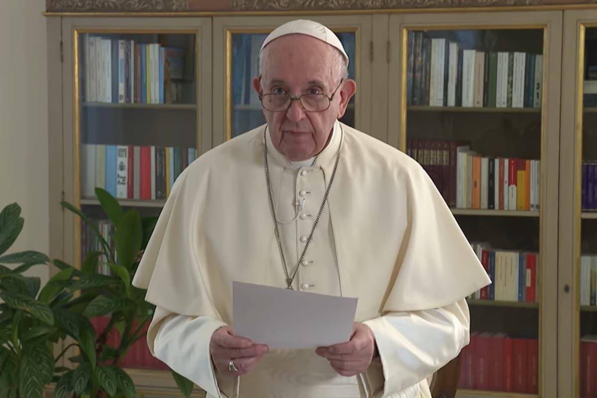 Mensaje del Papa Francisco a la Asamblea General de la ONU.
