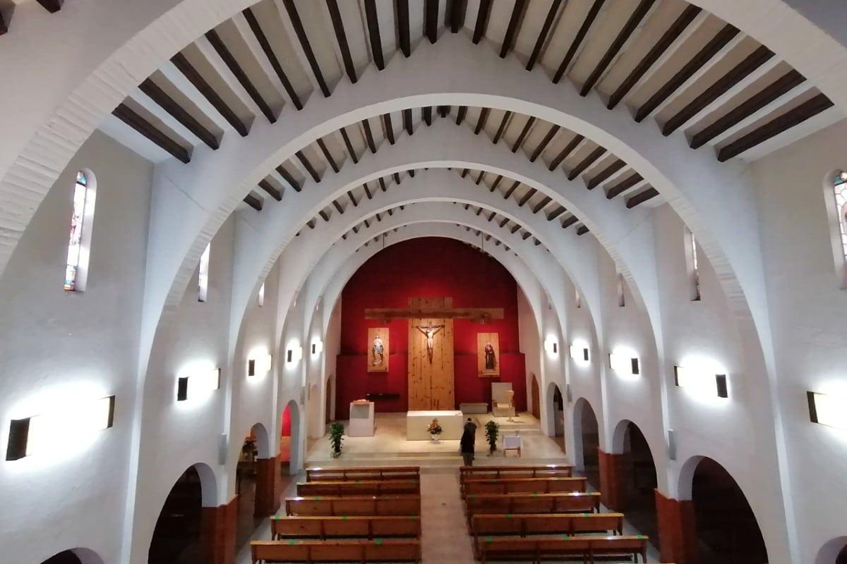 Esta parroquia de la Ciudad de México tiene una reliquia del Padre Pío