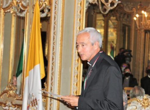 Mons. Patrón: Una nación no se desarrolla con polarizaciones destructivas