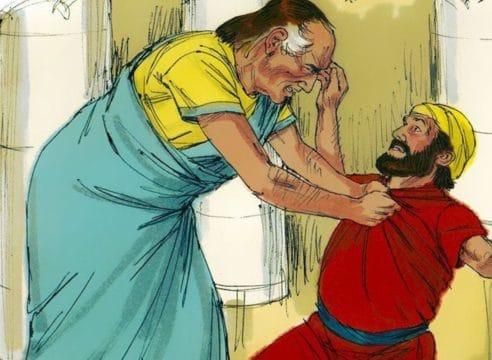 Cultura Bíblica: Perdón y misericordia sin límites