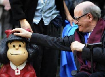 El 'pensamiento cristiano' de Mafalda en 5 divertidas viñetas
