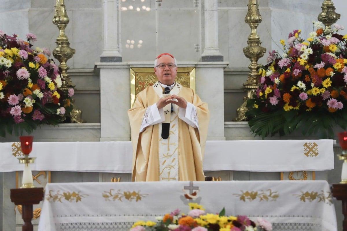 Cardenal Francisco Robles Ortega.