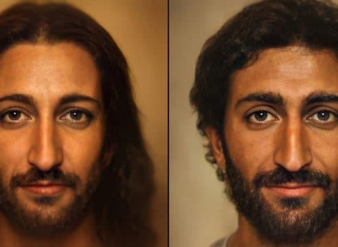 ¿Así se vería el rostro de Cristo?, un fotógrafo holandés lo recrea