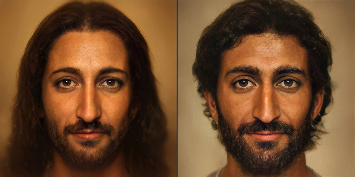 ¿El rostro de Cristo?, esta es la foto de Bas Uterwijk Foto: @ganbrood/Twitter.