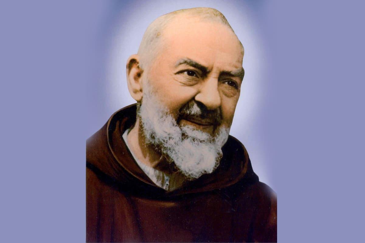 San Pío de Pietrelcina, el sacerdote de los estigmas.