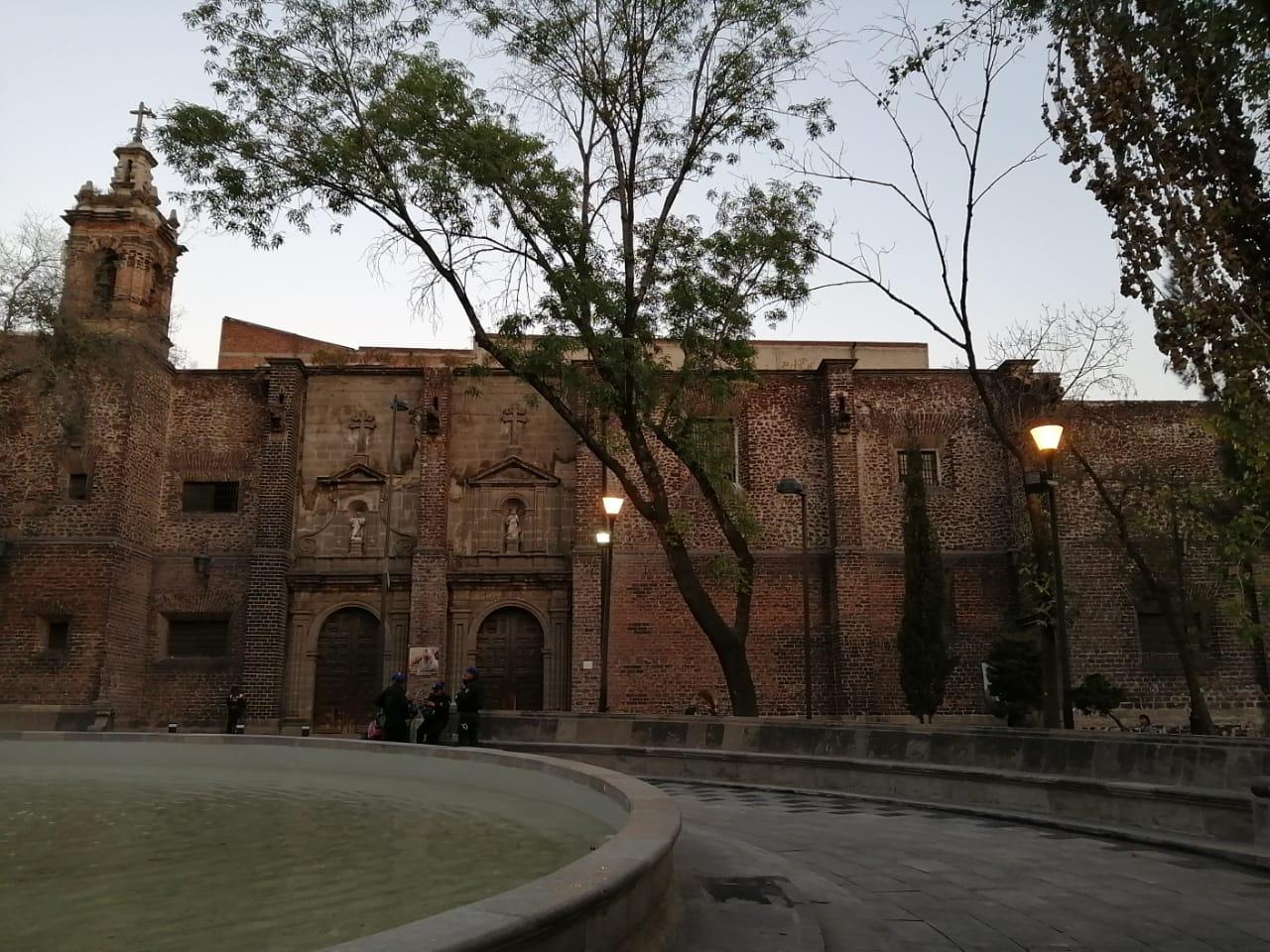 Iglesia de Santa Teresa la Nueva. Foto: Cortesía