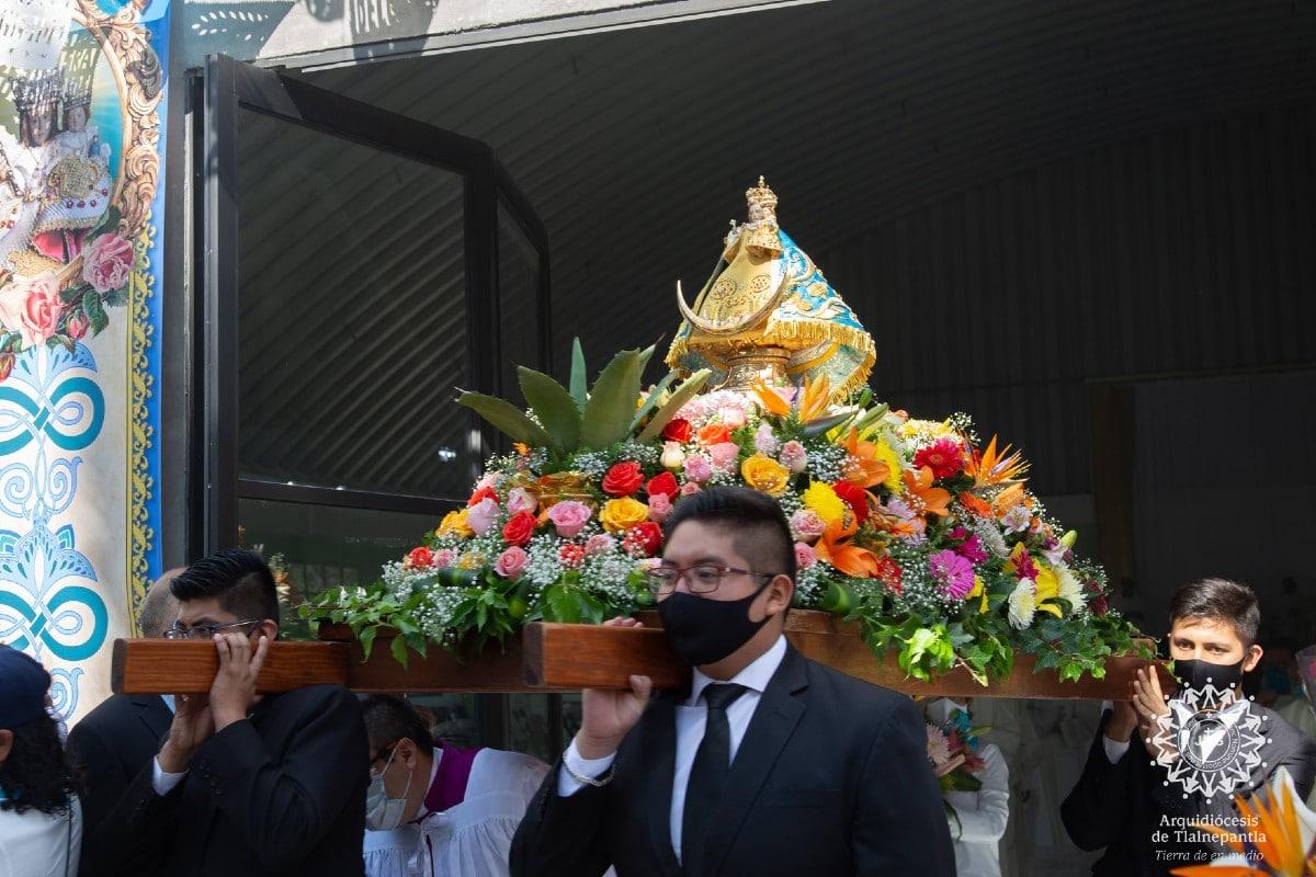 Nuestra Señora de los Remedios de Tlalnepantla.