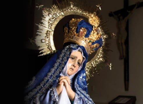 Los 7 dolores de la Virgen en la pandemia de COVID-19