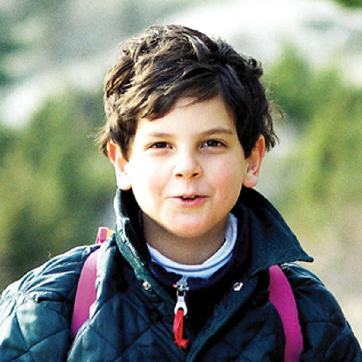 A los 7 de edad, Carlo Acutis se enamoró de la Eucaristía.