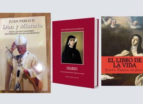 5 autobiografías de santos para leer este mes de octubre