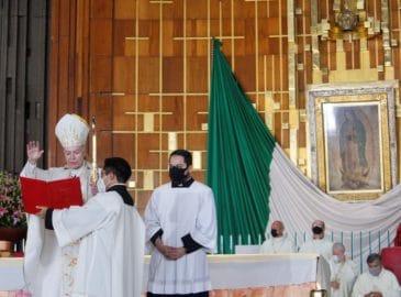 Homilía por los 125 años de la coronación de la Virgen de Guadalupe