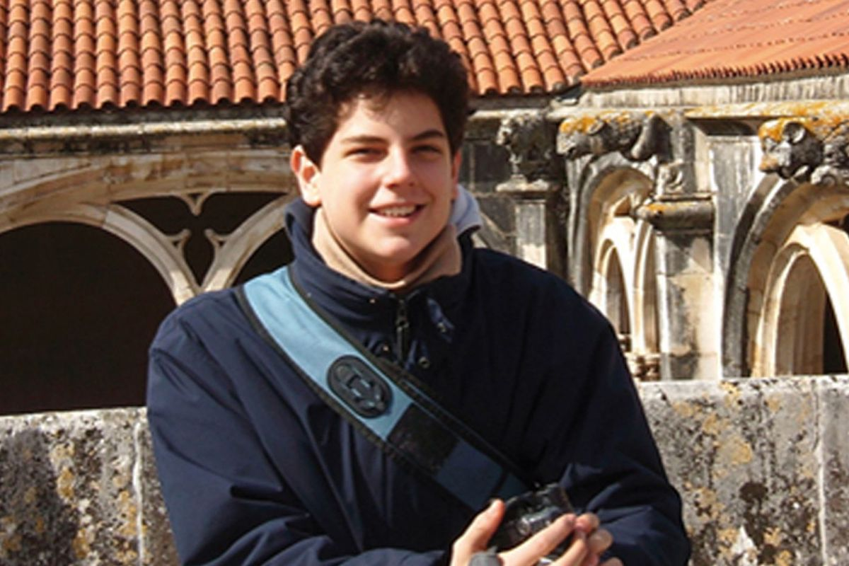 Carlo Acutis. Foto: Cortesía