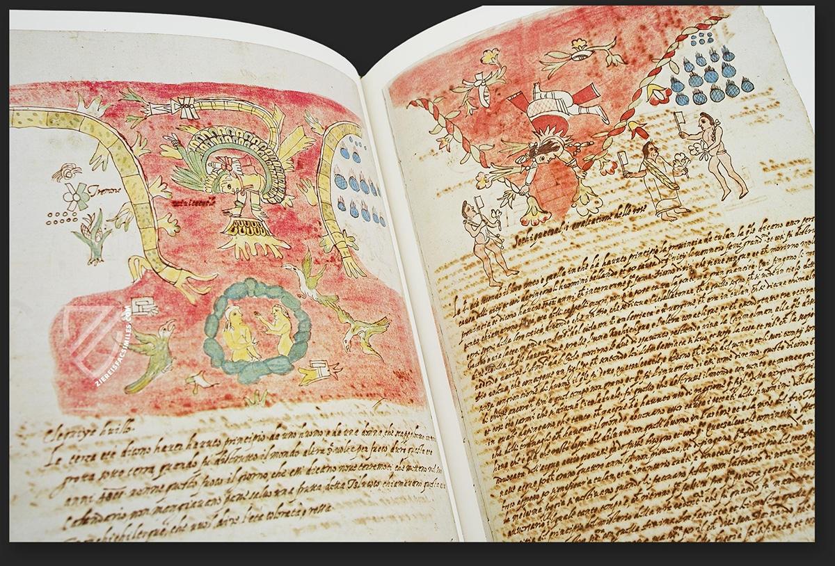 Códice Vaticano A, uno de los códices solicitados al Vaticano.