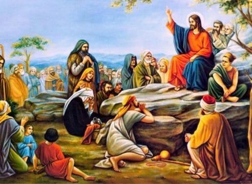 ¿A qué se refiere Jesús cuandohabla de su glorificación?