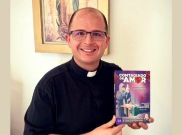 'Contagiado de amor', el imperdible libro del 'padre Pollo'