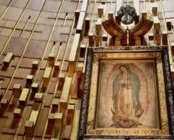 Aprende más sobre la Virgen de Guadalupe con esta conferencia
