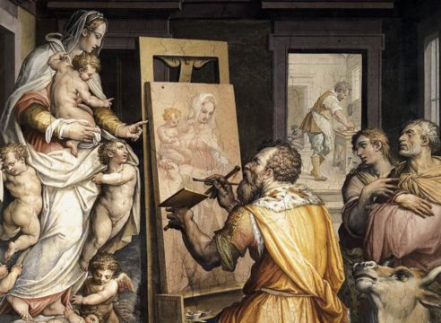 18 de octubre: Celebramos la fiesta de san Lucas evangelista