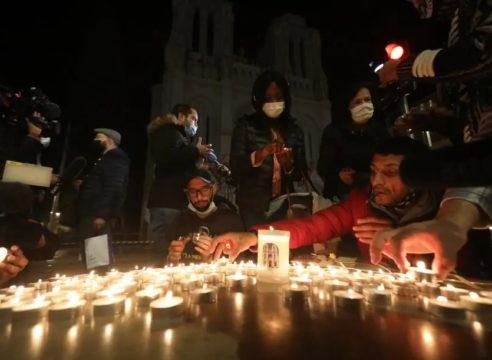 Tres fallecidos por un nuevo ataque terrorista a una iglesia en Francia