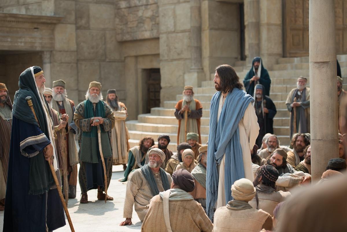 ¿Qué dijo Jesús de los primeros dos mandamientos?