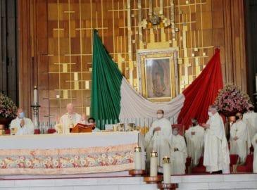 Así se festejaron los 125 años de la coronación de la Virgen de Guadalupe
