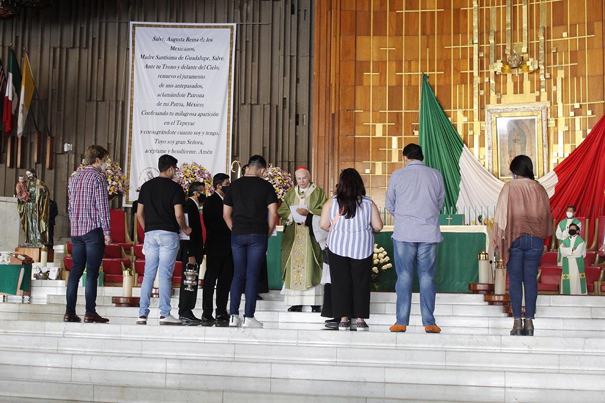 La Arquidiócesis de México inicia la Megamisión 2020