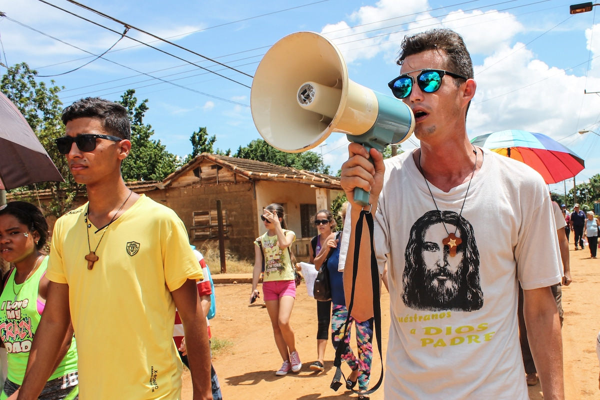 Estamos llamados a misionar porque Jesús nos pidió difundir su palabra. Foto: Cathopic