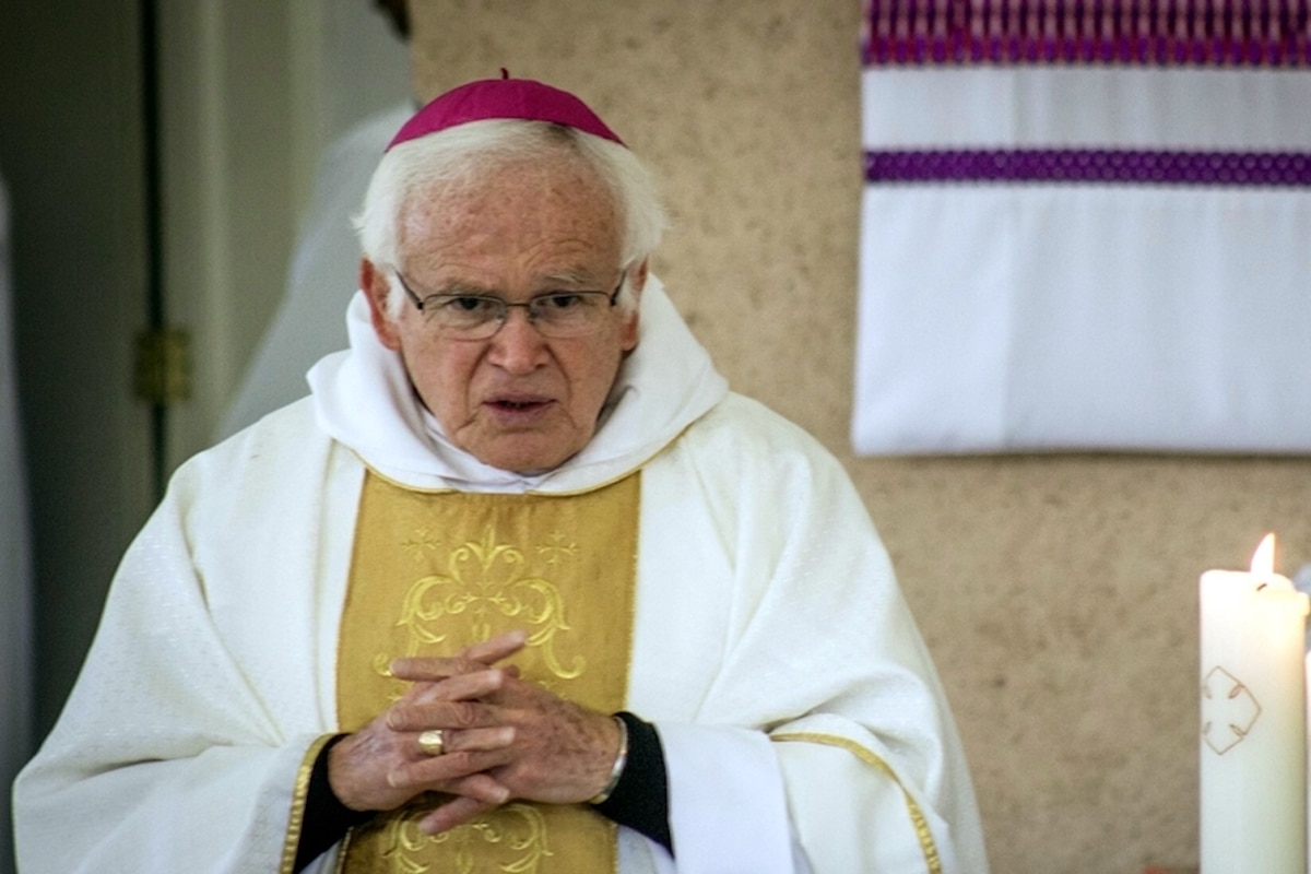 Monseñor Raúl Vera López, obispo de Saltillo, dio positivo a COVID-19