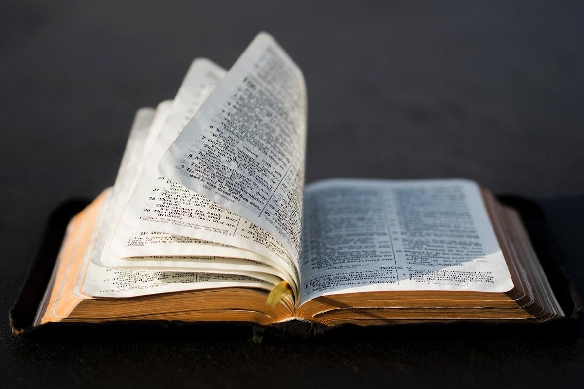 El Nuevo Testamento.
