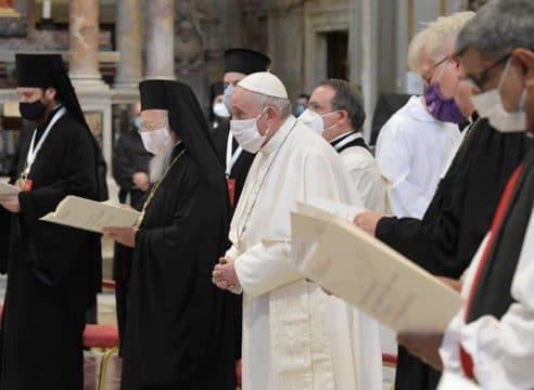 Religiones y fraternidad, principales puntos del 8vo capítulo de Fratelli tutti